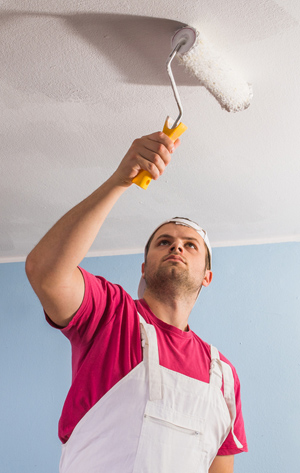 peindre plafond