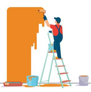 peinture facades